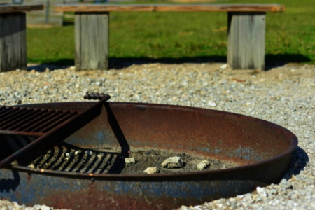 How to Restore a Rusted Fire Pit   DoItYourself.com
