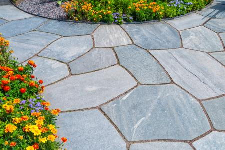 4 Outdoor Floor Tile Design Ideas DoItYourselfcom