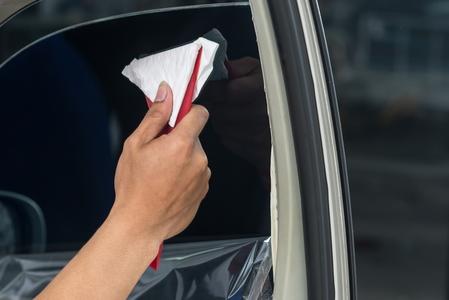 How to Fix Window Tint Scratches | It Still Runs