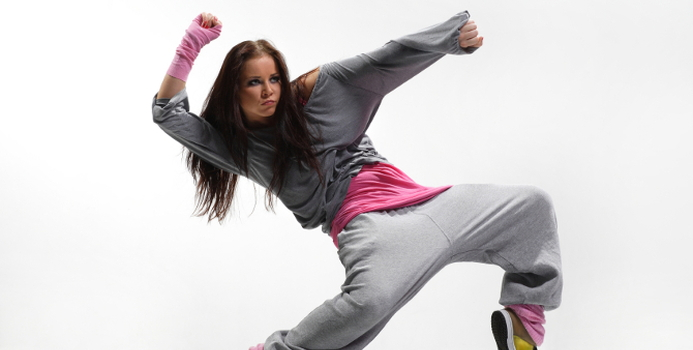Hip Hop Dance Workouts Greatly Strengthen Your Body 39 S Core Muscles
