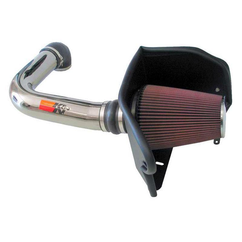 K&N® Performance Air Intake Systems Reviews - CARiD.com