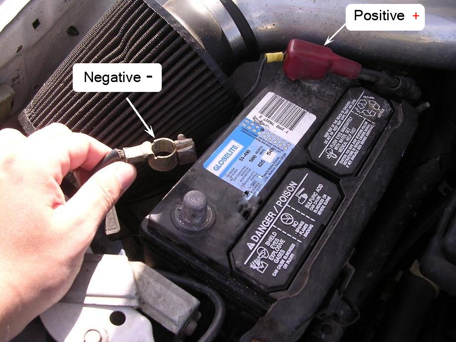 Car Battery Reset Tool