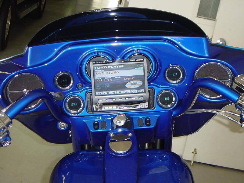 Aftermarket Stereo For Harley Davidson Road Glide