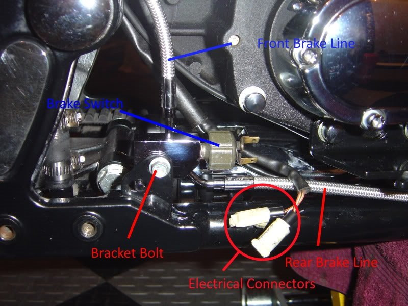 2 also 2016 Harley Davidson Sportster Suspension Update Tested further Baja Designs Wiring Diagram The Best How To Assemble The Circuit I Stole This From The Inter  But Basically together with Proddetail as well Merchant. on motorcycle tail light wiring diagram