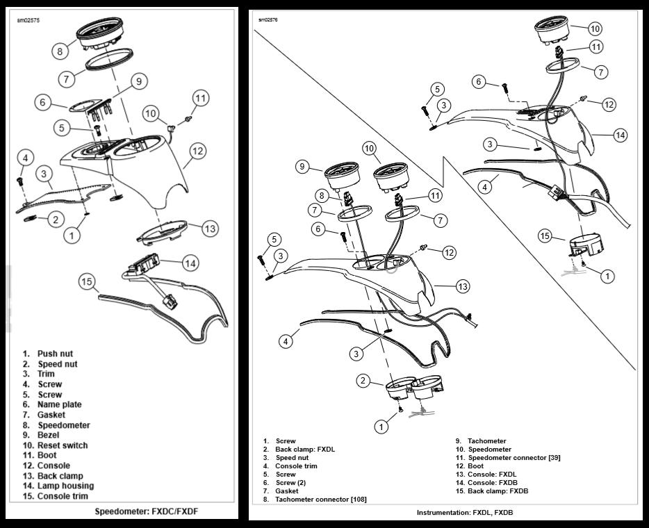 2007 harley davidson dyna glide wiring diagram  diagram