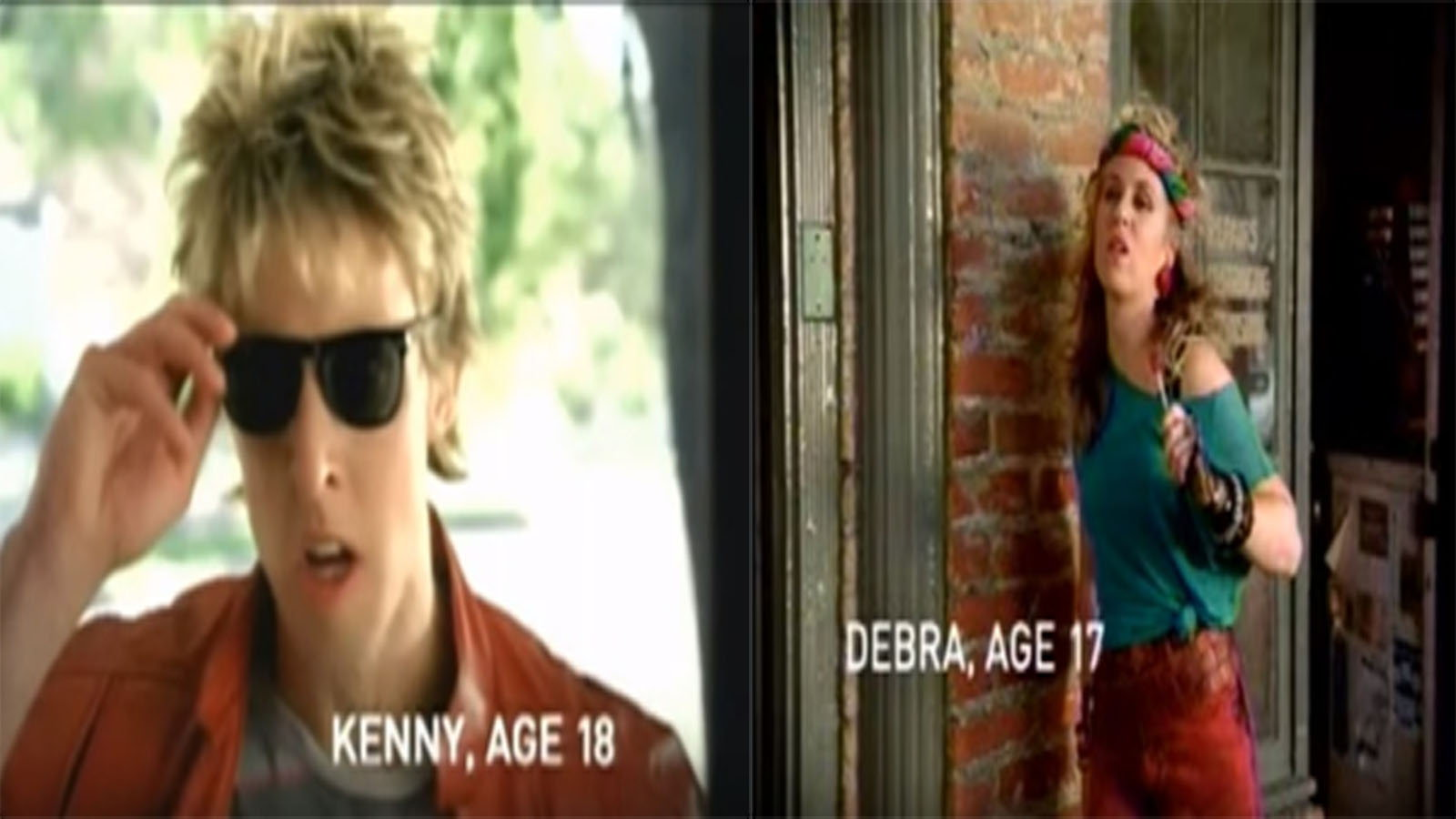 Kenny and Debra