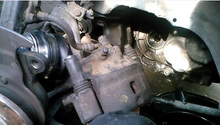 Labor Hours To Replace Transmission >> Honda Civic Why is Transmission Leaking - Honda-Tech