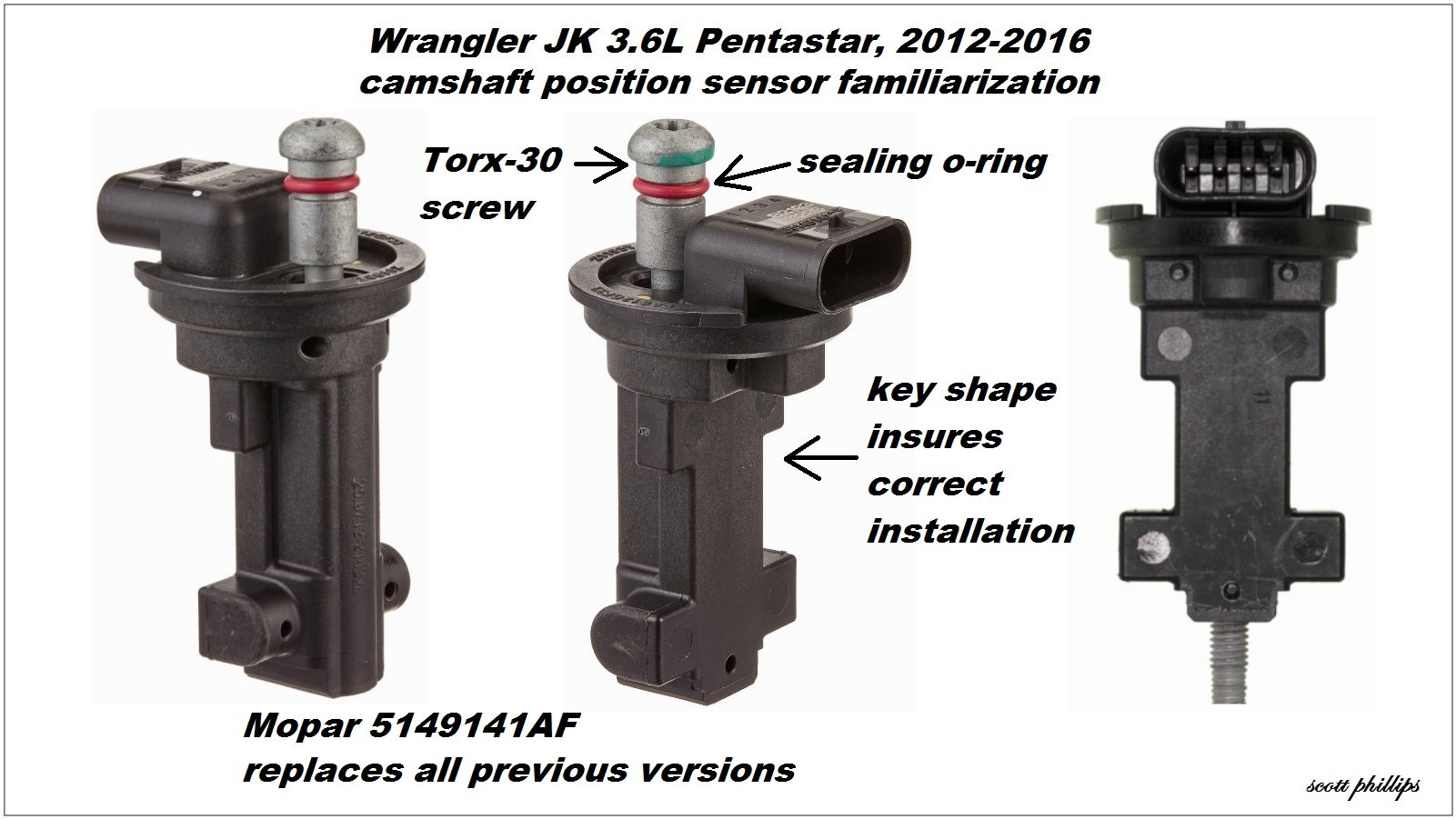 Watch together with Tdi 170  mon Rail Vanne Egr Piece Inconnue furthermore Faq Magnaflow Exhaust Systems moreover JK 1 Ton 14 Bolt ABS Sensor Mounts p 527 likewise Airaid 2012 Jeep Jk Wrangler Cold Air Intake System Installation Write Up. on jeep wrangler sensor location