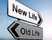 Old Life/New Life Signs