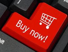 """Buy Now"" Computer Key"