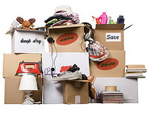Boxes of Personal Property