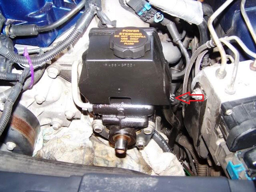 Chevrolet Camaro 2010 To 2015 How To Change Power Steering Fluid Ls1tech