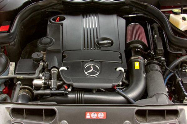 Mercedes benz c250 c300 c350 w204 performance for Mercedes benz c250 maintenance cost