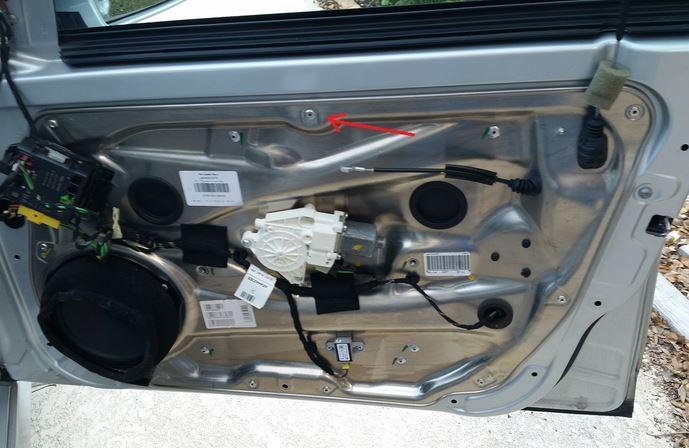 Mercedes benz c class w204 how to replace door lock for Mercedes benz door lock problem