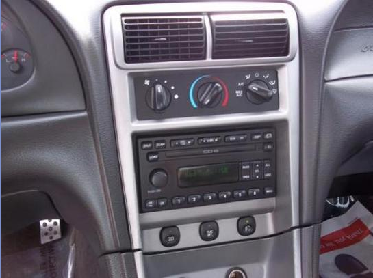 Ford Mustang Gt 1996-2004 Factory Sound System Information