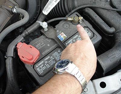 Dead Car Battery Internal Resistance