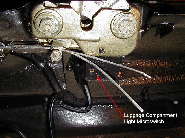 Porsche 993 Trunk Light How To Turn Off Rennlist