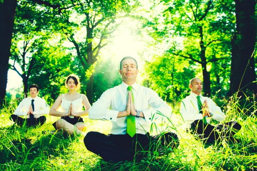 12 Entrepreneurs Who Credit Meditation for Their Success