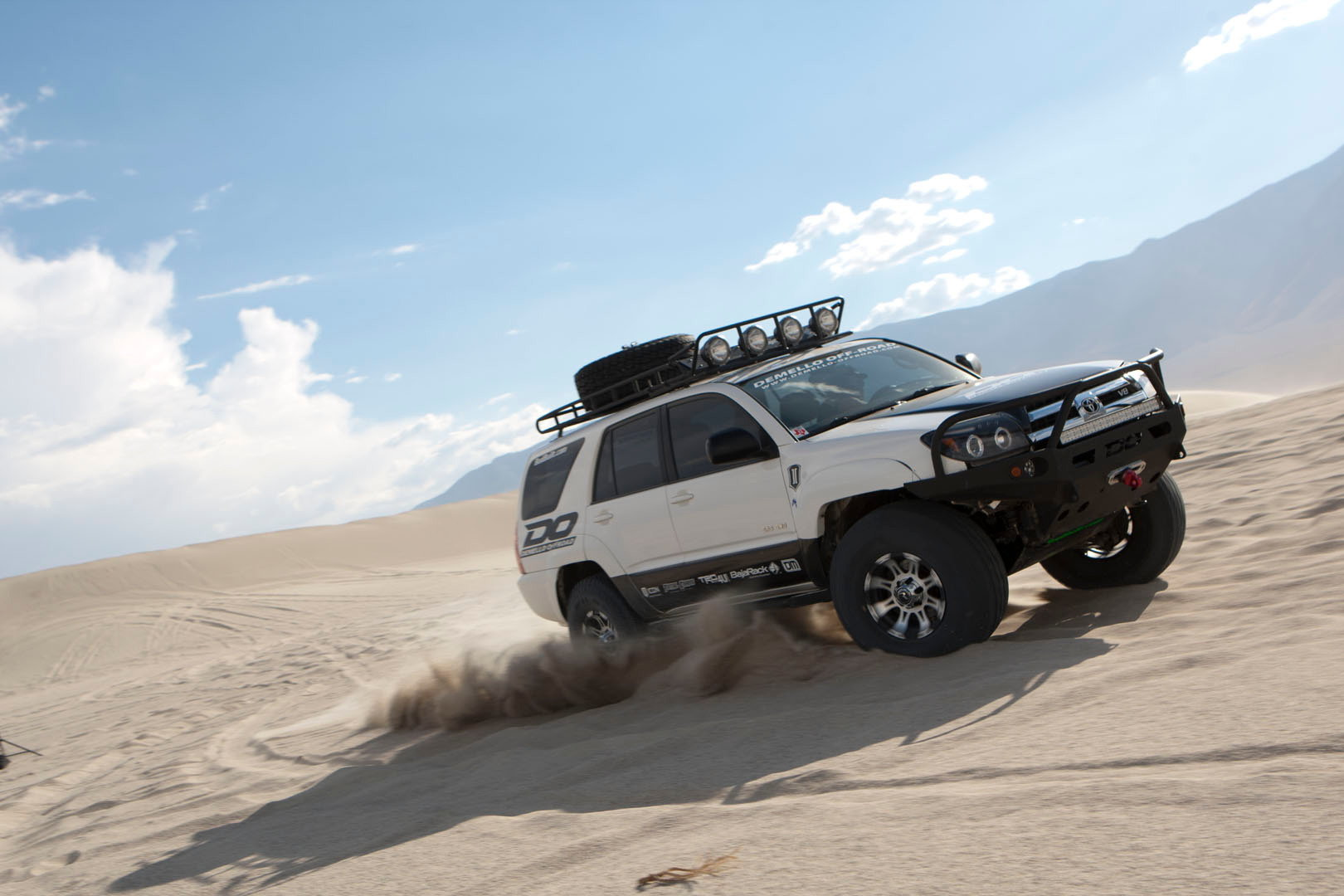Off Roading Cars >> Toyota 4Runner 1996 to 2002 4WD General Information - Yotatech