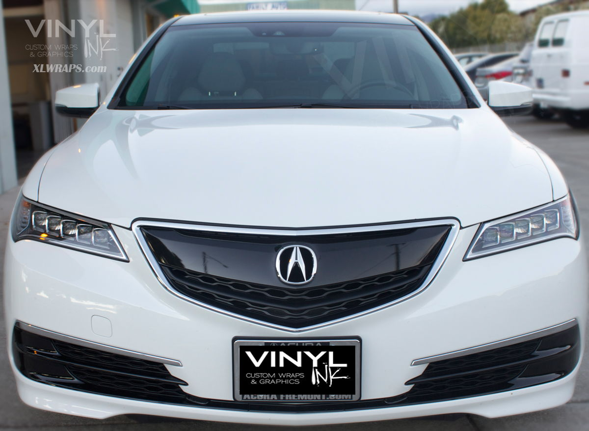 Chris Tlx Bwp Black Rims Roof Amp Grille Acurazine