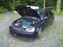 Bros car 99 ex
