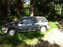 1985 Civic 1500S