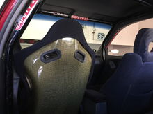 What's up squadron. Few updates new mirror setup along with a new bucket seat :beer: