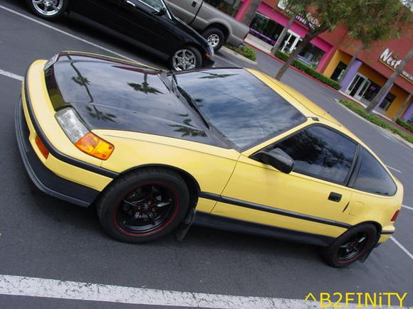 1989 Honda CRX Si *SOLD*