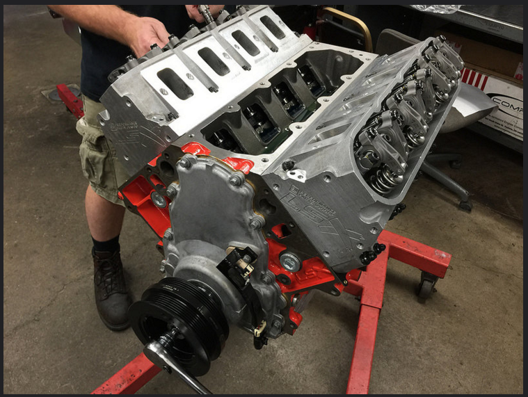 how to build a motor for nitrous