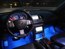 Interior LED upgrade