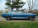 65 Mustang Coupe