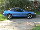 1994 Mustang 3.8L V6  convertable