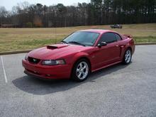 My 02 Redfire GT