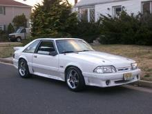 89 Mustang GT