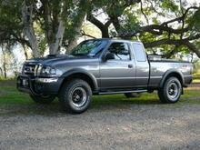 05 Ranger FX4