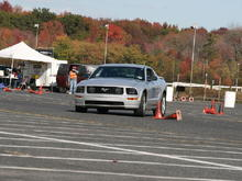 AutoX Mustang5