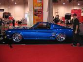 SEMA 2008 Bare speed w/ RODTANA GT wheel