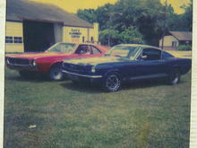 66 Fastback & 68 Javalin 1983