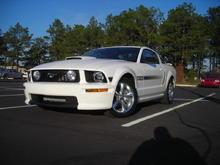 2008 Mustang GT/CS
