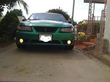 cobra electric green