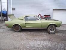 1968 Mustang Shelby Cobra 428 KR restoration completed !