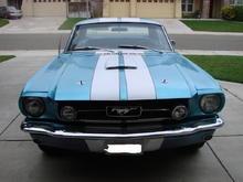 1966 Mustang GT 005