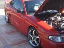 '97 cobra FOR SALE pm me 
