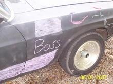 Boss Fender