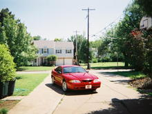 The car when I first bought it.