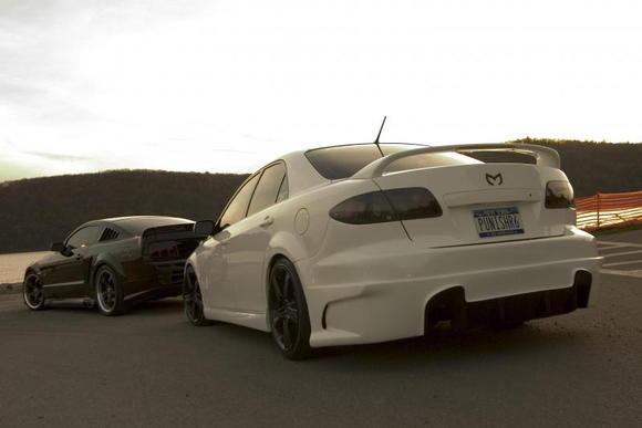 Mazda mustang