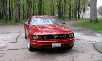 pony package grille