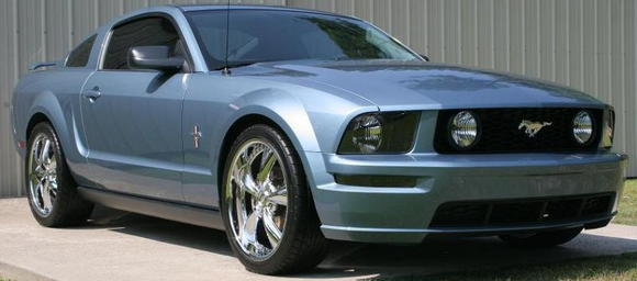 GT Front End