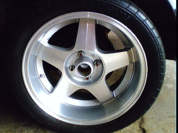 17 inch steeda rims