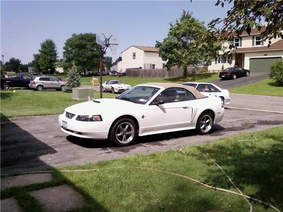 GFs 04 GT top up